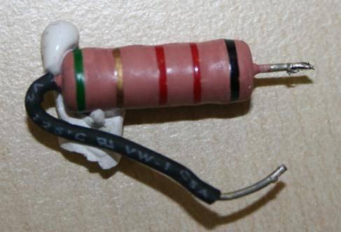 standard Resistor value