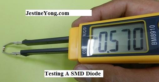 testing diode