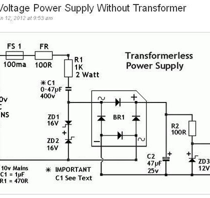 Transformerless Ac To Dc Power Supply Circuits together with puter Wiring Color Code furthermore Transformerless Power Supply For Led likewise Rfi Filter Schematic together with  on transformerless power supply 24vdc 120v ac and 230v