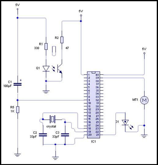 microcontroller ic program