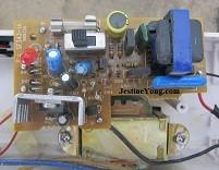 emergency light repairings