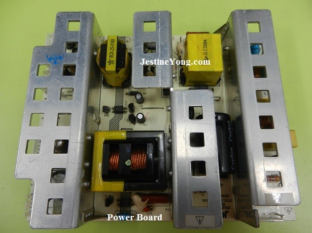 powerboard lcdtv