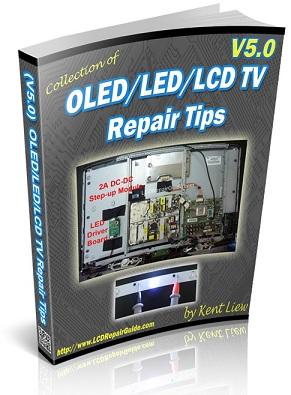 oled tv repair ebook