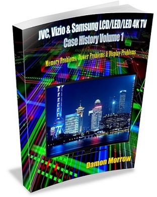 jvc tv repair book