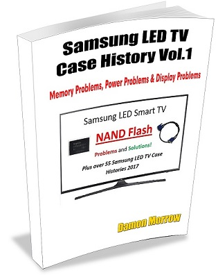 samsung tv repair book