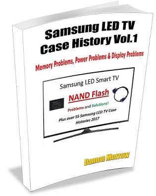 samsung tv repair book