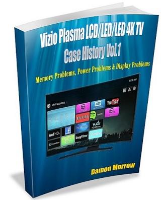 vizio tv repair book