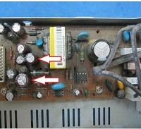 satellite receiver repair