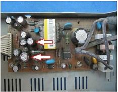 satellite receiver repair