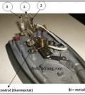 electric iron repair