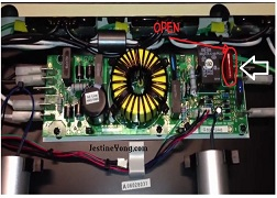 furman power conditioner repairing
