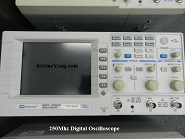 250mhz oscilloscopes