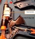 glue gun repairings