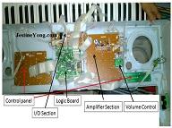 yamaha keyboard repairing