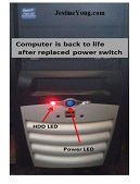 computer power switch repair2