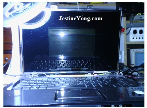 compaq presario v6500 laptop repairs