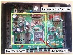 dlink router repairings