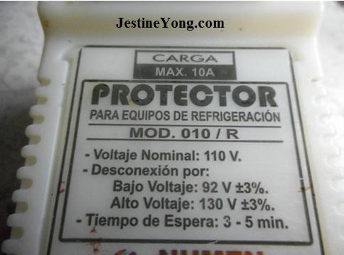 line protector repairing