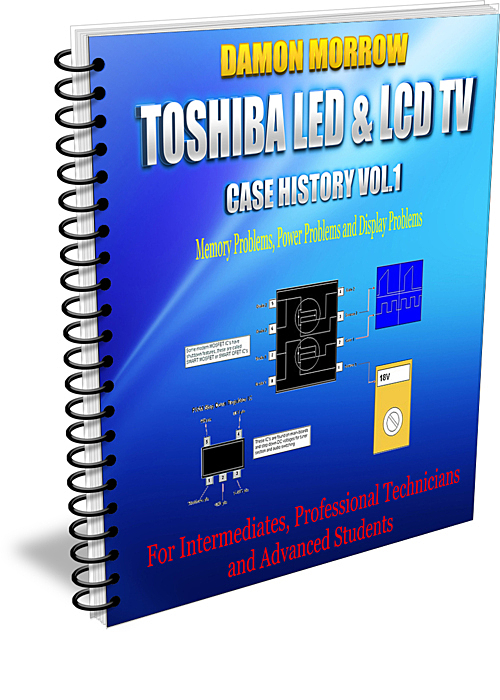toshiba lcd and led tv repair