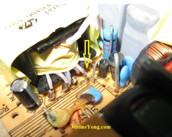 power supply repairing