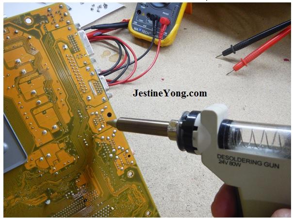 zd-915 desoldering gun