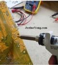 zd-915 desoldering vacuum gun