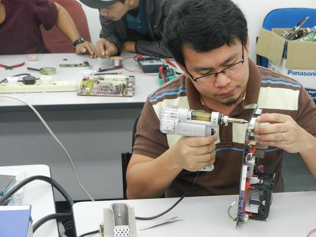 course repair