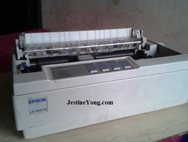 epson lx300 printer repair