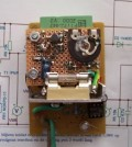 fan controlled regulator circuit