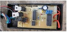 led-light-controller-repairing