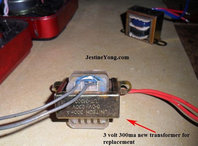 replace linear transformer