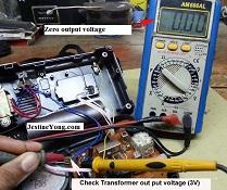 fm radio repair