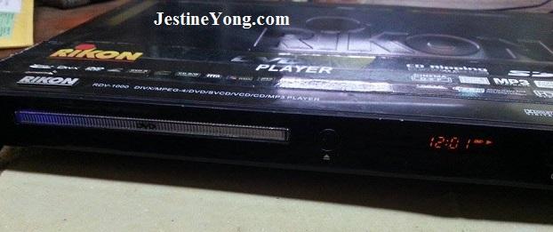 repairing dvd player