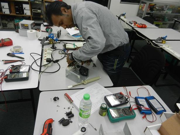 atx power supply repair course