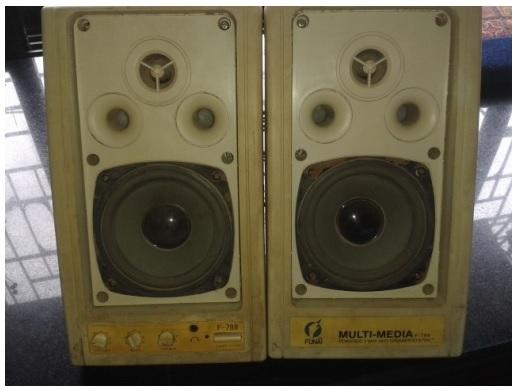 speaker repairing