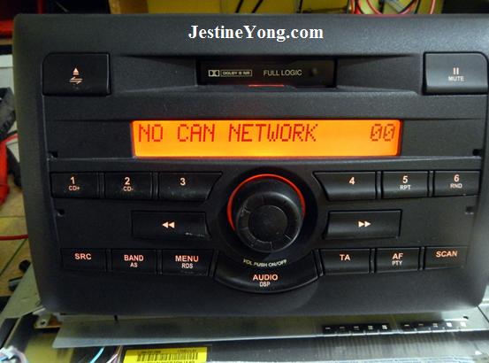 fiat radio fm repair