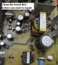 philips crt tv repair