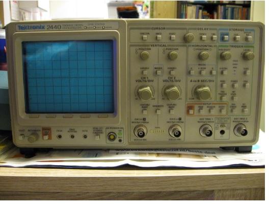 repair oscilloscope