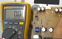 Video: LG LCD TV 47LS4500 Bad Diode Found | Electronics