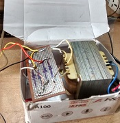 power audio transformer repair