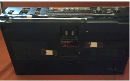 radio cassette repair national