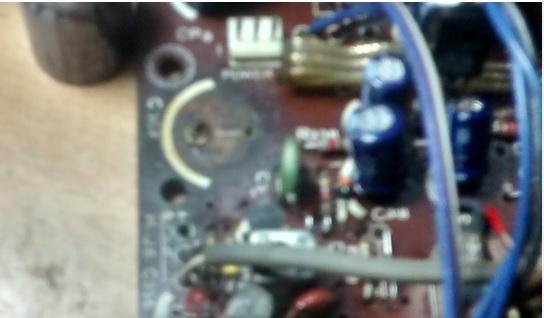 radio cassette repair2