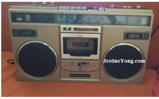 rx5100 national panasonic radio cassette repair8