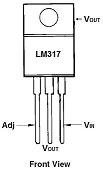 lm317t ic testing