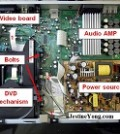 samsung dvd player repair