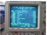 tektronix scope repair