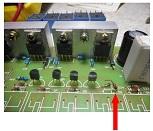 ups transistor repair