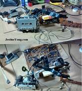 technic tape player repair