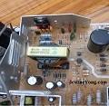 lg crt tv repair