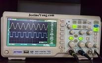 attend oscilloscope repair